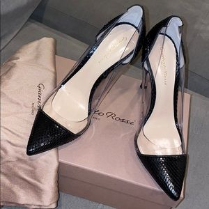 BRAND NEW GIANNVITO ROSSI SHOES